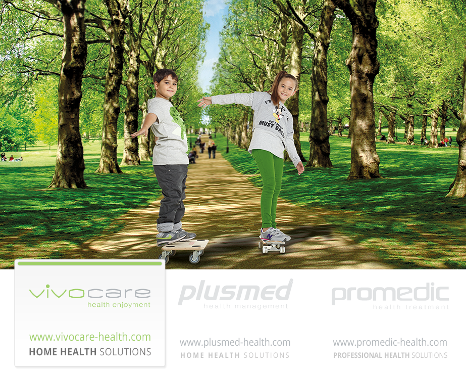 Vivocare Slide Home